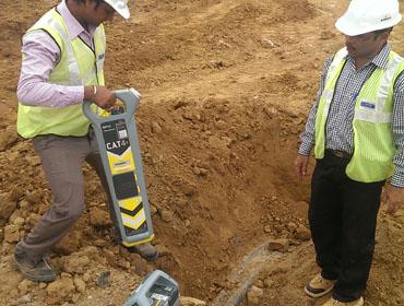 Detector India Cable Amp Pipe Locators Precision Locators